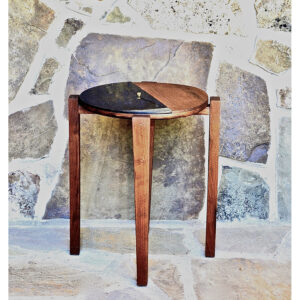 Gable Side Table by Janosi Designs