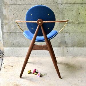 Wishbone Dining Chair by Janosi Designs