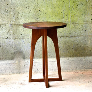 Arch Side Table by Janosi Designs