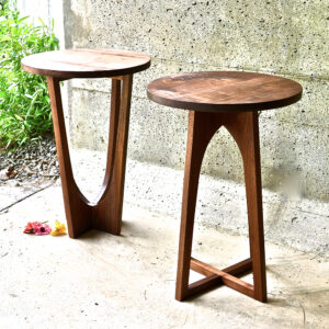 Tulip Side Table by Janosi Designs