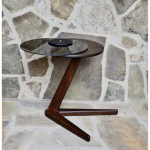 Droid End Table by Janosi Designs