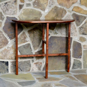 Console Table I by Janosi Designs